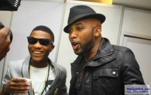 """""""You Made Me Shine Like This"""" - Checkout Wizkid"""